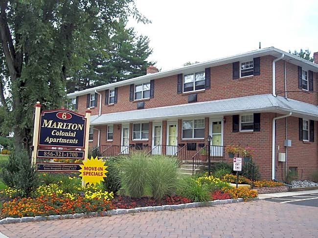 Marlton Colonial Apartments - Marlton, New Jersey 08053