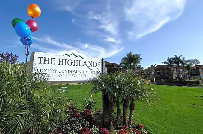 The Highland Luxury Condominium Homes - San Marcos, California 92069