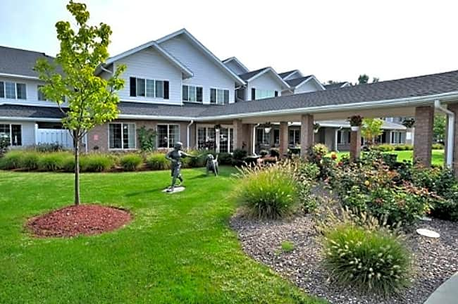 Montgomery Park Independent Retirement Living - East Amherst Clarence, New York 14051