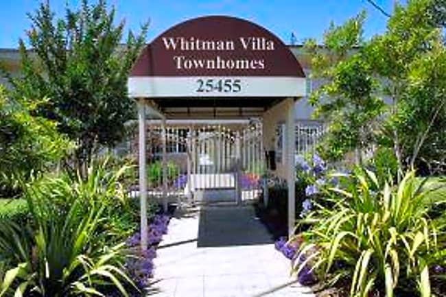 Whitman Villa Townhomes - Hayward, California 94544