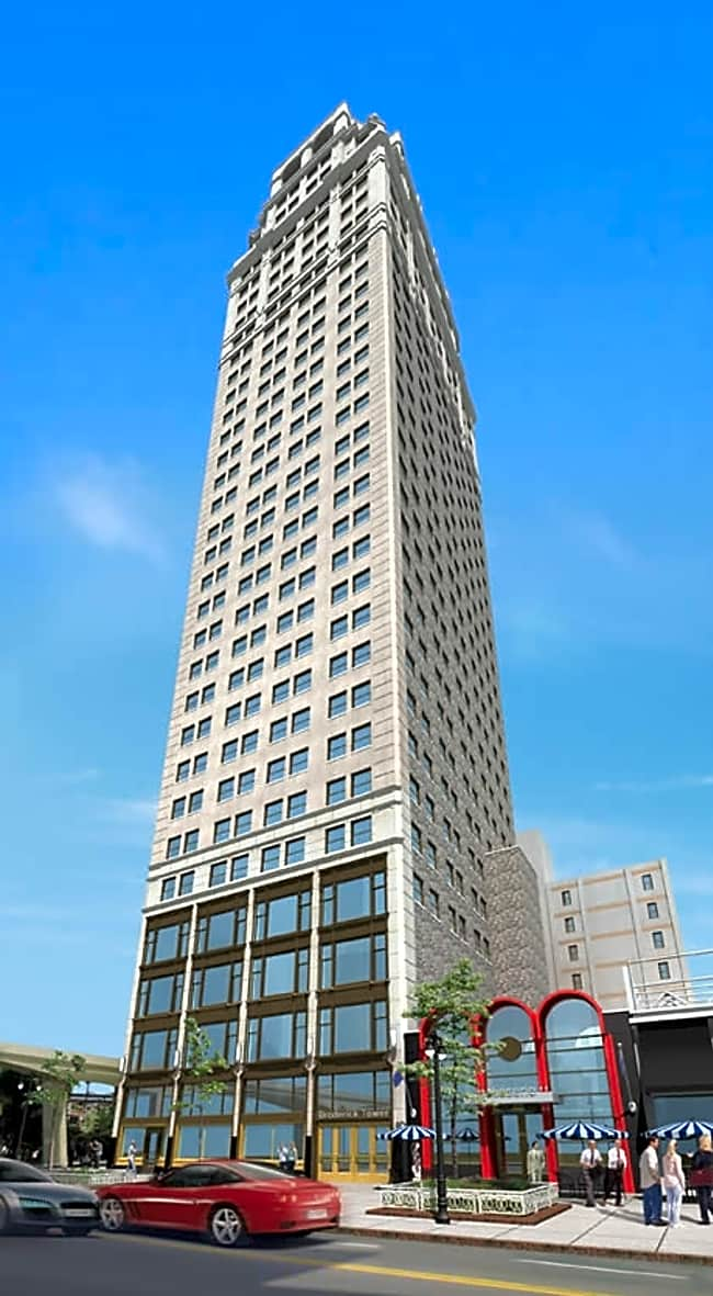 Broderick Tower - Detroit, Michigan 48226