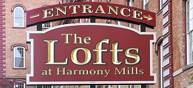 The Lofts At Harmony Mills - Cohoes, New York 12047