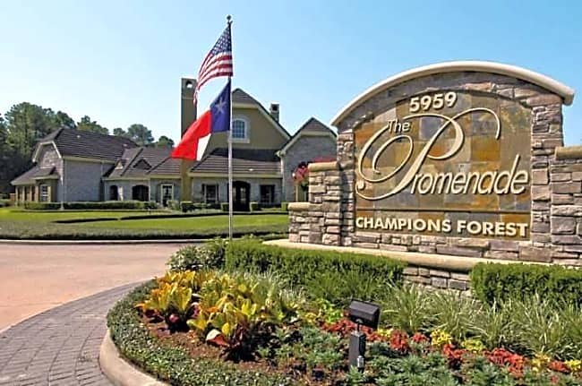 The Promenade Champions Forest - Houston, Texas 77069