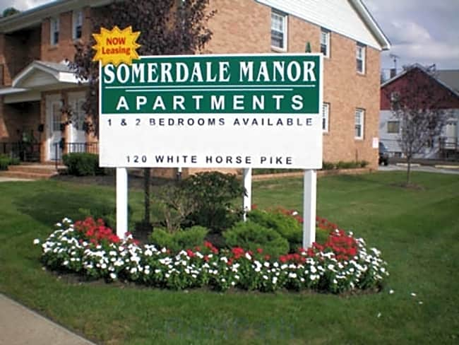 Somerdale Manor - Somerdale, New Jersey 08083