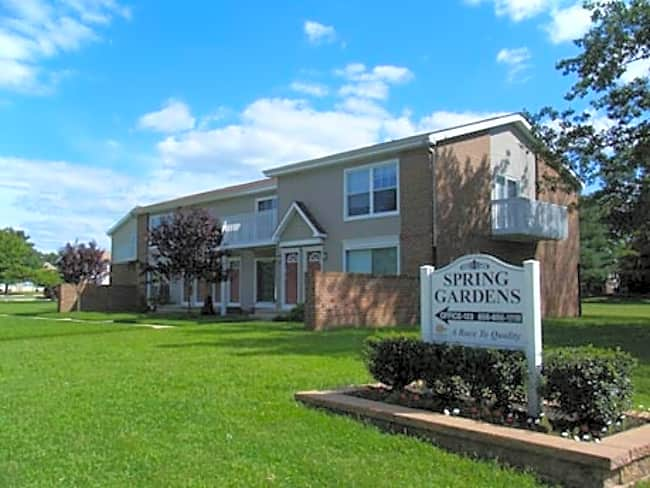 Regency Court and Spring Gardens Apartments - Vineland, New Jersey 08360