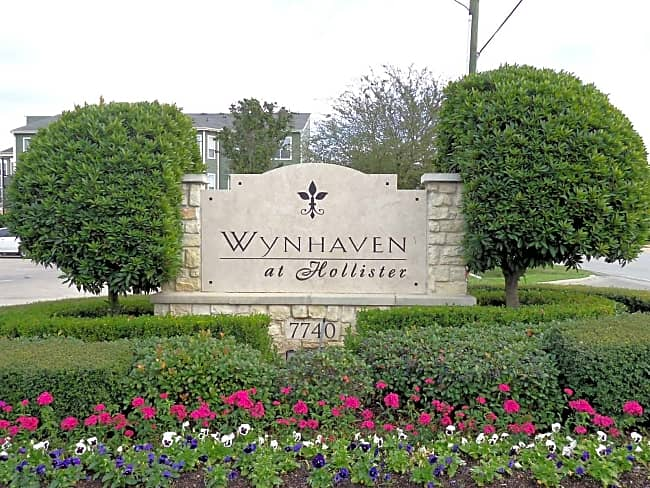 Wynhaven At Hollister - Houston, Texas 77040