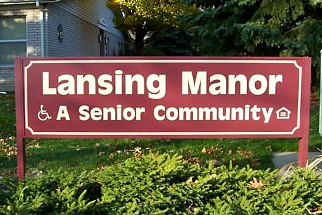 Lansing Manor - Lansing, Michigan 48917