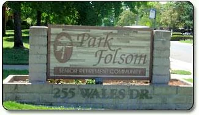 Park Folsom Senior Retirement Community - Folsom, California 95630