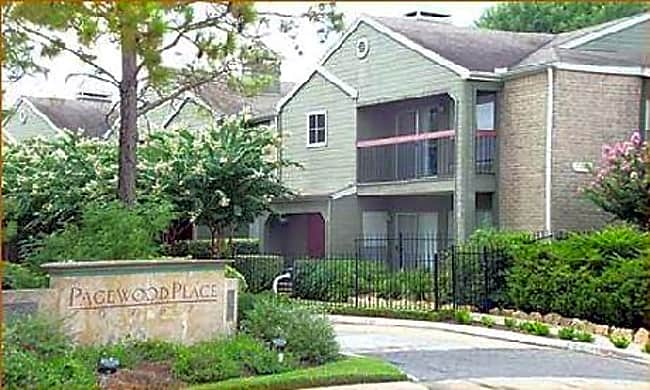 Pagewood Place Apartments - Houston, Texas 77042