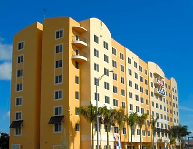 Coral Place Apartments, An Active Seniors 55+ Community - Miami, Florida 33127