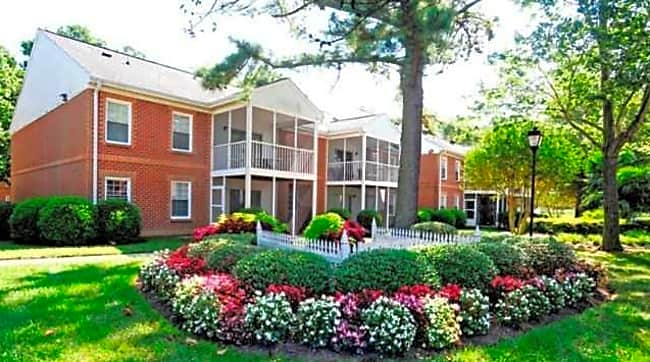 Rose Hall Apartments - Virginia Beach, Virginia 23452