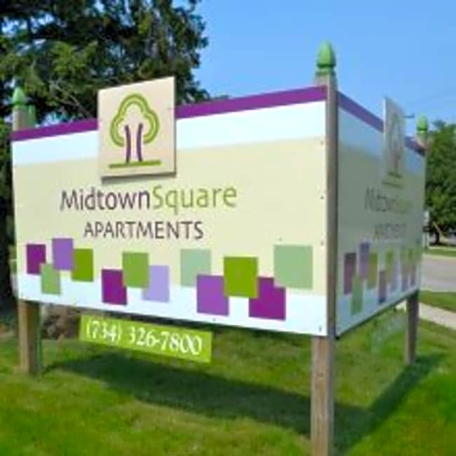 Midtown Square Apartments - Wayne, Michigan 48184