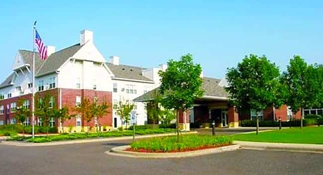 Mill Pond Gables Senior Housing - Champlin, Minnesota 55316