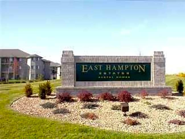 East Hampton Estates - Wichita, Kansas 67226