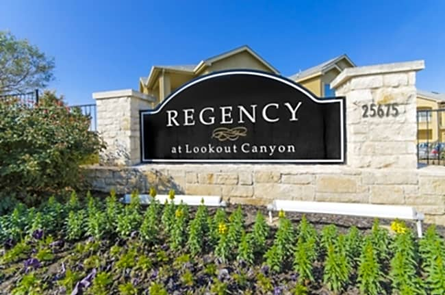 Regency at Lookout Canyon - San Antonio, Texas 78260