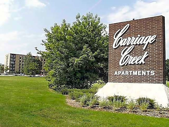 Carriage Creek Apartments - Richton Park, Illinois 60471