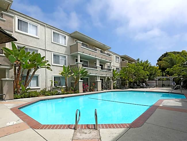 Playa Pacifica Apartments - Playa Del Rey, California 90293