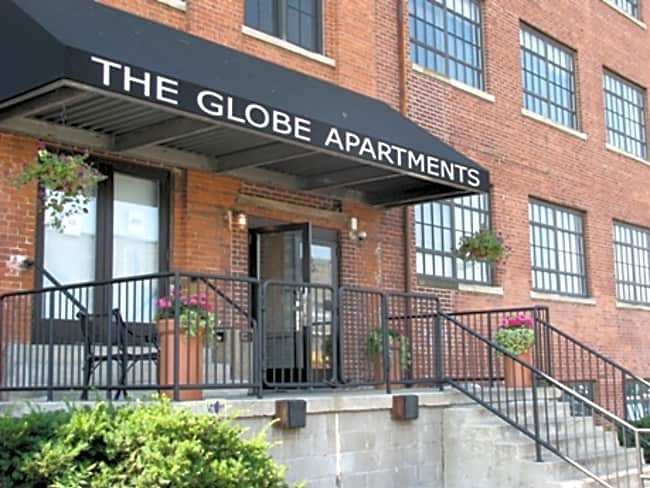 The Globe Apartments - Grand Rapids, Michigan 49503