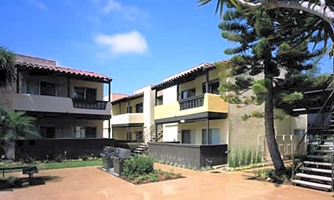 The Santa Barbara Apartments - Newport Beach, California 92660