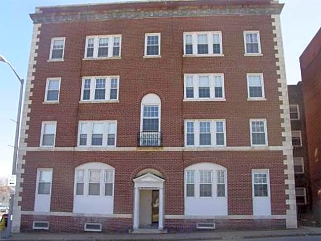 The Chestnut Street Apartments - Worcester, Massachusetts 01609