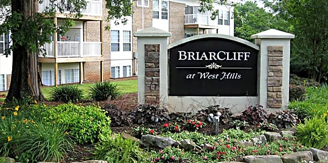 Briarcliff At West Hills Apartments of Knoxville - Knoxville, Tennessee 37919