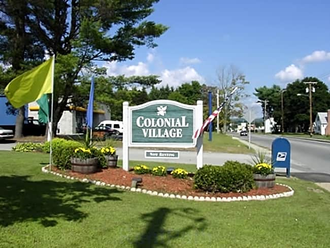 Colonial Village Apartments - Ware, Massachusetts 01082