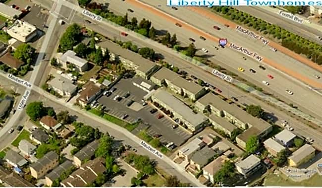 Liberty Hill TownHouses - San Leandro, California 94578