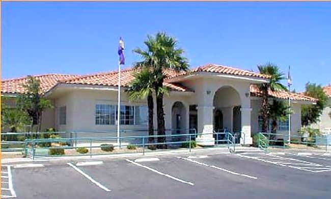 Somerset Commons Senior Apts. - Las Vegas, Nevada 89104