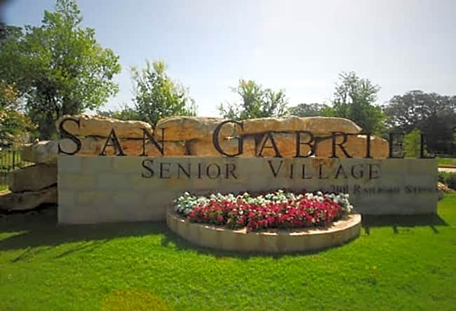 San Gabriel Senior Village - Georgetown, Texas 78626