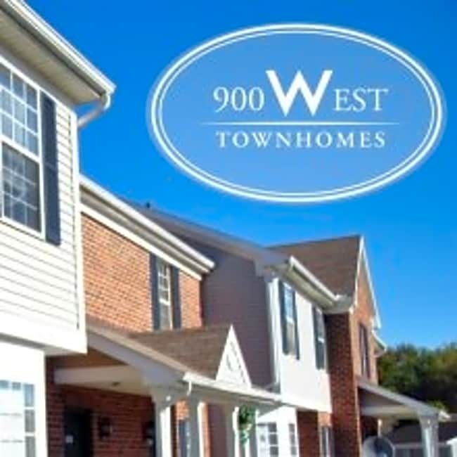 900 West Townhomes - Lansing, Michigan 48911
