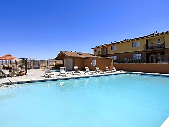 Sunrise Vista Apartments - Barstow, California 92311