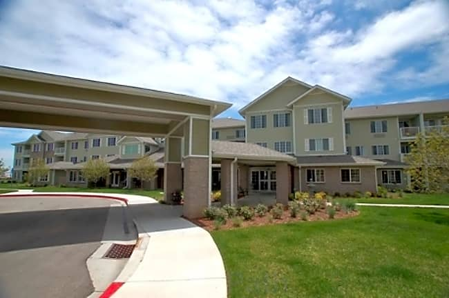 Highland Trail Independent Retirement Living - Broomfield, Colorado 80023