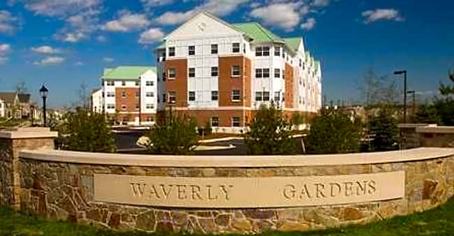 Waverly Gardens Senior Apartments - Woodstock, Maryland 21163