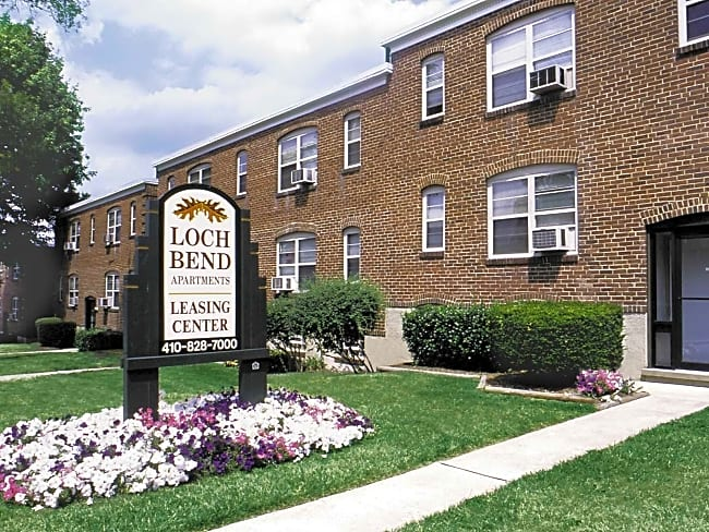 Loch Bend Apartments - Parkville, Maryland 21234