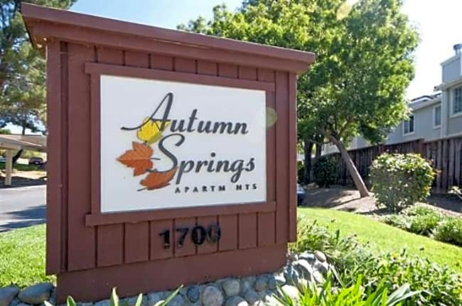 Autumn Springs - Livermore, California 94550