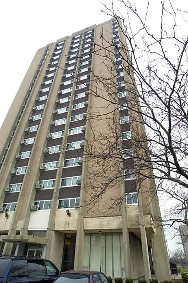Regency Tower - Detroit, Michigan 48207