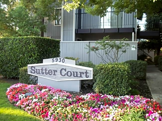 Sutter Court Apartments - Carmichael, California 95608