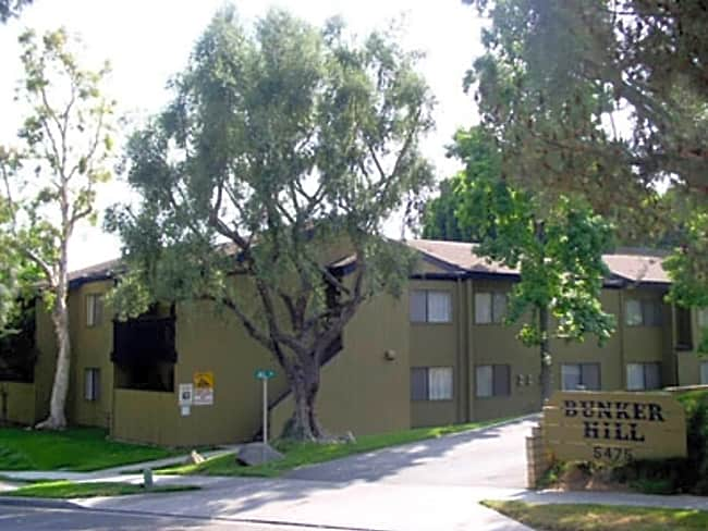 Bunker Hill Apartments - Riverside, California 92507