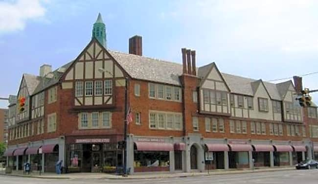 The Kingsbury Building - Shaker Heights, Ohio 44120