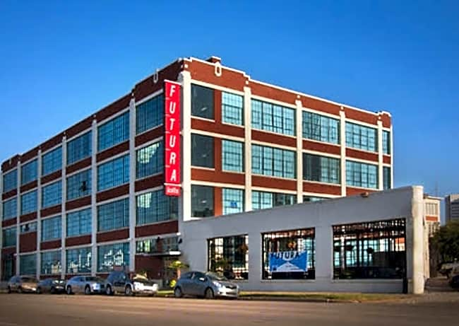 Futura Lofts - Dallas, Texas 75226
