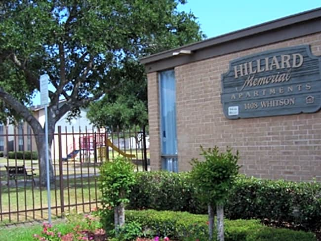 Hilliard Memorial - Bay City, Texas