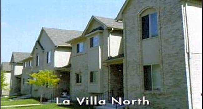 La Villa North Apartments - Shelby Township, Michigan 48316