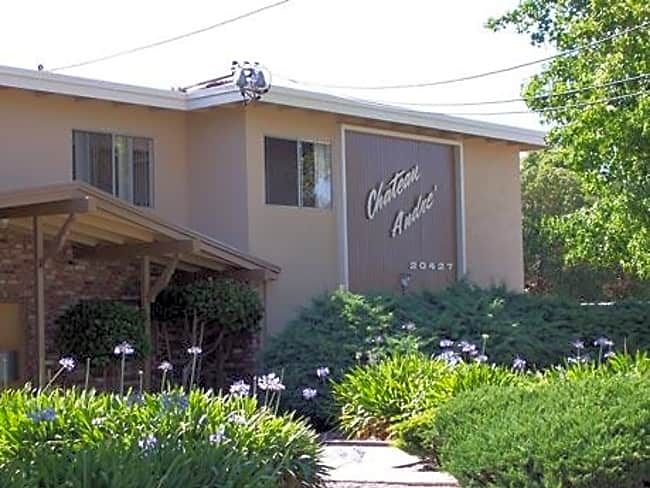 Chateau Andre Apartments - Castro Valley, California 94546