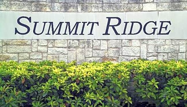 Summit Ridge - Converse, Texas 78109