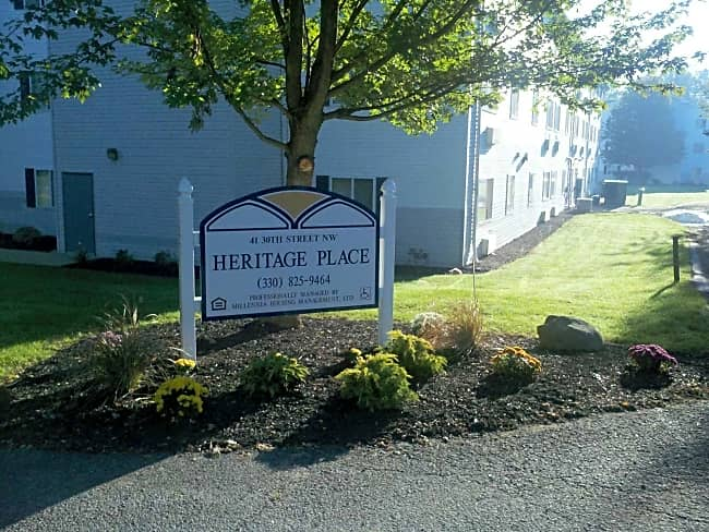 Heritage Place Apartments - Barberton, Ohio 44203