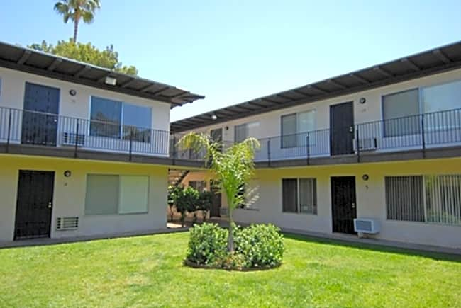South Anza Apartments - El Cajon, California 92020