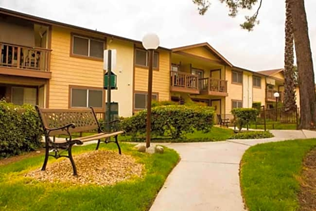 Woodside Apartments - Ontario, California 91764