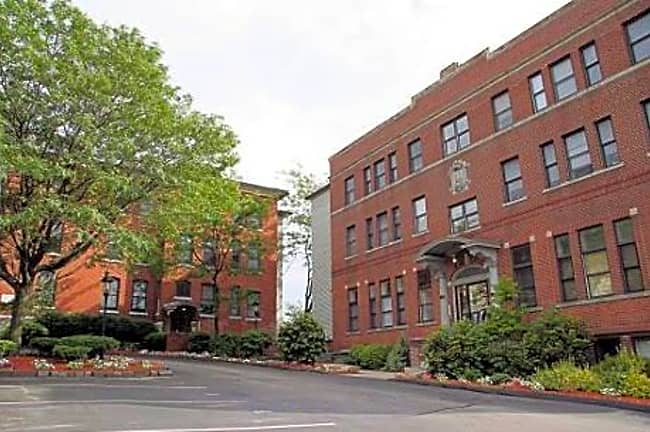 The Vernon Street Apartments - Worcester, Massachusetts 01610