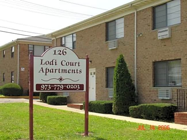 Lodi Court Apartments - Lodi, New Jersey 07644