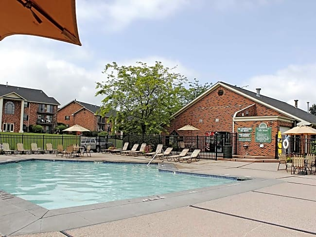 Georgetown Park Apartments - Fenton, Michigan 48430